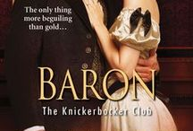 BARON (Book #2 of The Knickerbocker Club) / Gilded Age historical romance set in New York City. Coming from Kensington Books in October, 2016.