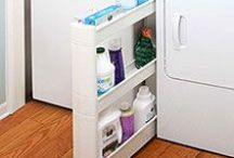 Organize Your Life / We bring you simple and affordable home storage solutions for shoes, clothes, cleaning products and more.