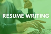 Resume Writing / Your resource for all things about your job applications materials