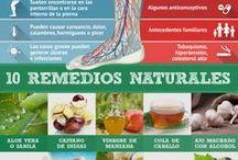 Tratamientos naturales / Remedios caseros