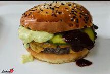 Rezepte - Burger / Rezepte rund um das Thema Burger und alles was dazu gehört