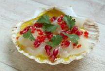 Rezepte - Fisch oder Meeresfrüchten / Rezepte rund um das Thema Fisch oder Meeresfrüchte