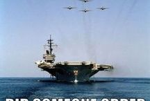 Navy Humour / All at Sea Navy Humour