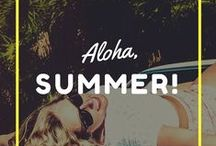 ☼ ALOHA SUMMER! ☼ / Colorfull selection of Heeled Sandals & High heels! Welcome the summer full of color!  Discover all in >> https://shop.charlotte-luxury.com/aloha-summer-special-collection/