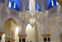 Weltrekorde Faustig / Kristall - Leuchten in Rekordgröße von Faustig Zentralasien 2011 Abu Dhabi 2007 Oman 2000