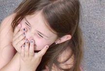 Fotoshooting: Kinder / Ideen-Sammlung für Fotografien von Kindern. || lustig - draußen - spielen - lachen