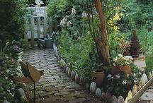 Garden / Backyard / Deck / by Rita Barlow