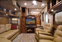 { RV Dreams }  / Motorhome or 5th wheel? That's the question we face as we research possibilities for our next RV. Here we will add all the manufacturers, models, floor plans and fun little extras we would love to have in an RV.
