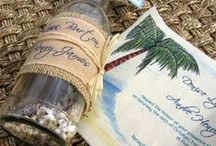 Wedding Invitations / Invite them for your Wedding with an amazing Invitation in a Bottle!!! http://www.invitationinabottle.com/Weddings_s/20.htm