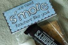Teacher Gift Ideas / Creative and inexpensive teacher gifts because we LOVE Baton Rouge teachers!