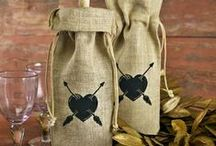 Rustic Favors & Accessories