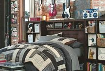 Bed Rooms / Well, lets face it, we don't have a house of our own, yet. So, browsing for bed room ideas is a start.
