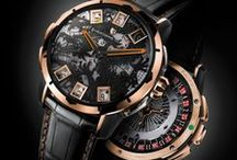 BACCARA / Baccara is part of the new and original field of horological innovation initiated by Christophe Claret – that of playful, interactive timepieces. For more information, please visit: http://www.christopheclaret.com/en/collection-baccara-c6-p10.php