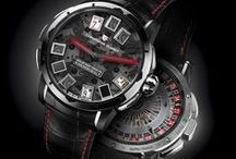 21 BLACKJACK / A real miniature casino which matches grand complications with the world of gaming. For more information, please visit: http://www.christopheclaret.com/en/collection-21-blackjack-c4.php