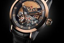MAESTOSO / Maestoso is the outcome of taking on the challenge of equipping a wristwatch with a traditional detent escapement.  Regarded as the quintessence of chronometric precision, even ahead of the tourbillon, this historic escapement was was found primarily in marine chronometers of the 18th century.