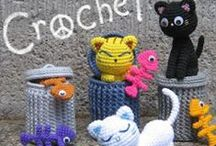Crochet/knitting Ideas/Inspiration