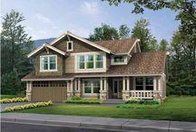 Houses & Decor / by Hilton (Garth) Alexander