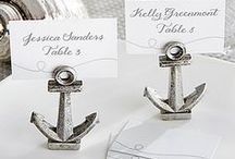 Nautical Theme Favors & Gifts