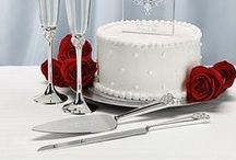 Cake Knife & Server Sets