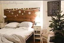 Christmas / Creating a stunning look for your home at this festive time of year.