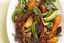 --Vegetable Side Dish Recipe Inspiration / A chef-curated collection of vegetable side recipes that inspire, look delicious and sound amazing!