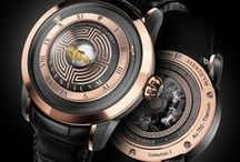 AVENTICUM / Aventicum is inspired by a gold bust of Roman emperor Marcus Aurelius unearthed in 1939 at Avenches, Switzerland. At the heart of this timepiece, Christophe Claret has placed a small-scale reproduction of this bust in gold, 3mm high and micro-engraved.