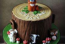 lesná párty / woodland party