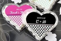 Hearts-Themed Gifts, Favors & Accessories