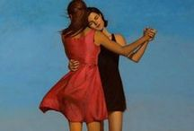Dos mujeres / Two Women