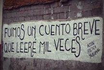 Poesía en la calle / Poetry in the Streets