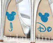 """Hochzeitsmotto Disney / Hochzeit im Motto Disney, von der """"Schönen und das Biest"""" bis hin zu kleinen Mickey & Minnie Accessoires."""