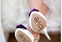 """Brautschuhe ganz individuell / Das Inspirationsboard für unseren Blog-Artikel """"Individualität auch bei den Brautschuhen"""" Möglichkeiten, die eigenen Brautschuhe zu pimpen und individuell zu personalisieren."""