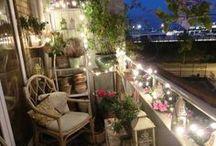 Small sweet balcony
