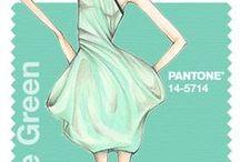 Hochzeitsmotto Mint / Inspiration für eine Hochzeit mir Farbmotto Mint, der abgeschwächten Grünvariante zur Pantone-Trendfarbe Greenery. Perfekt auch für Vintage-Hochzeiten.