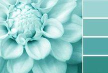 Hochzeitsmotto Tiffany Blue / Inspirationsboard für eine Hochzeit in Tiffany Blue