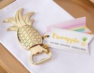 Tropical Chic Favors