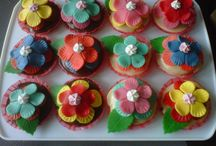 Barbara's vrolijke cupcakes