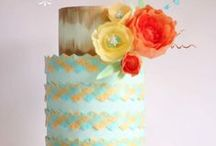 Cakes ❤️ / All the cakes that we like <3 on www.cakesdecor.com, www.cakecentral.com, www.cakedesignfactory.com ... and others sites