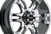 Ballistic Off-Road Wheels