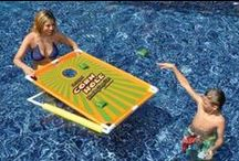 Cool Pool Gear & Swimming Toys / Check out some of our favorite cool-approved swimming pool gear.