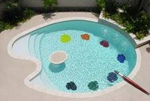 Silly Shaped Swimming Pools / Browse some of the silliest swimming pools in the world!