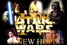 STAR WARS IV A NEW HOPE (1977) / STAR WARS IV A NEW HOPE (1977)