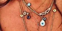 Greek Jewelry / Jewelry inspired by Greece or jewelry from Greece.