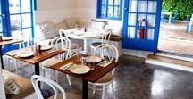 Inside the Greek Home / Greek and Greek Inspired Decor