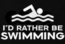 Dive In! Swimming Inspiration & Fun Facts / Gather your daily dose of swimming inspiration and discover how it can help you!