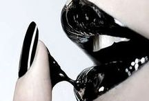 BLACK & PRINTED DRESSES PART 1 / BLACK & PRINTED DRESSES