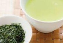 Nos thés vert natures / Retrouvez notre sélection de thés verts natures provenant essentiellement du Japon.
