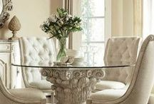 DINING WITH STYLE / Dining, Setting the Table,