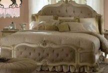 ROMANTIC BEDROOMS / Bedroom Furnishings