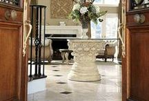 """""""Making an Entrance"""" / First Impressions, Entryway Decor and Style"""
